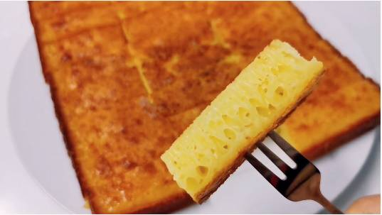 影片中雖是烤焗過後的成品,不過若想把口感提升至最高境界,可要蒸煎並用。