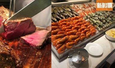 尖沙咀K11 MUSEA Velo Italian Bar&Grill推$298半自助餐 任食燒牛扒+凍海鮮+11款甜品|自助餐我要