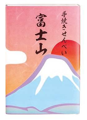 富士山造型米餅禮盒()