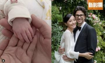 陳法拉39歲前升呢人母 囡囡名叫「小米妮」原因係…?