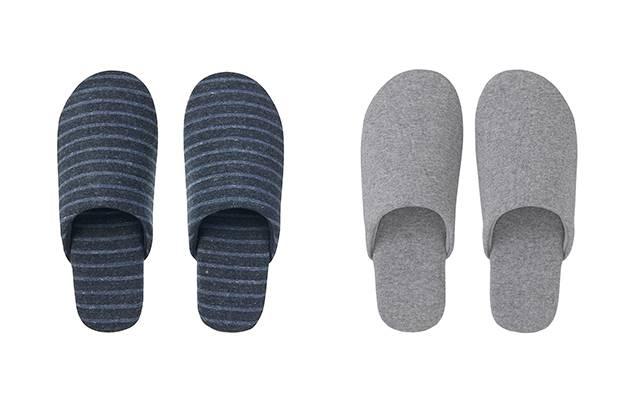 棉質針織拖鞋(原價 )