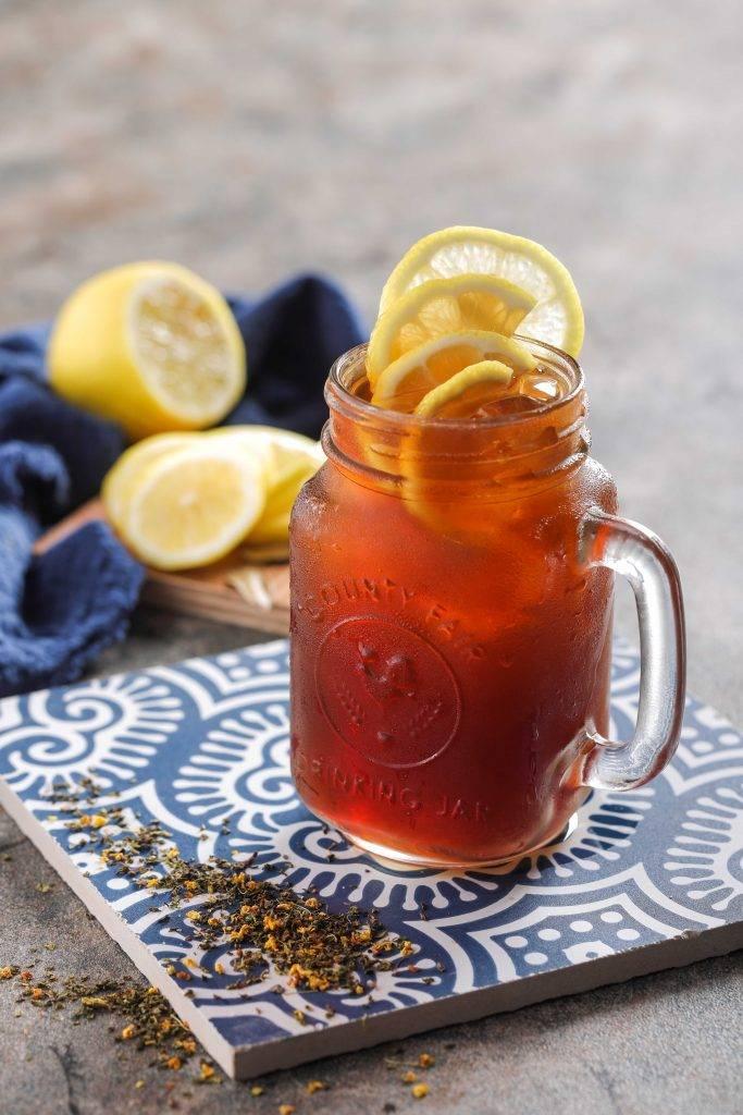 阿里山檸檬紅茶