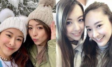 31歲陳瀅加國探親公開姊妹合照 大家姐Ling仙氣登場