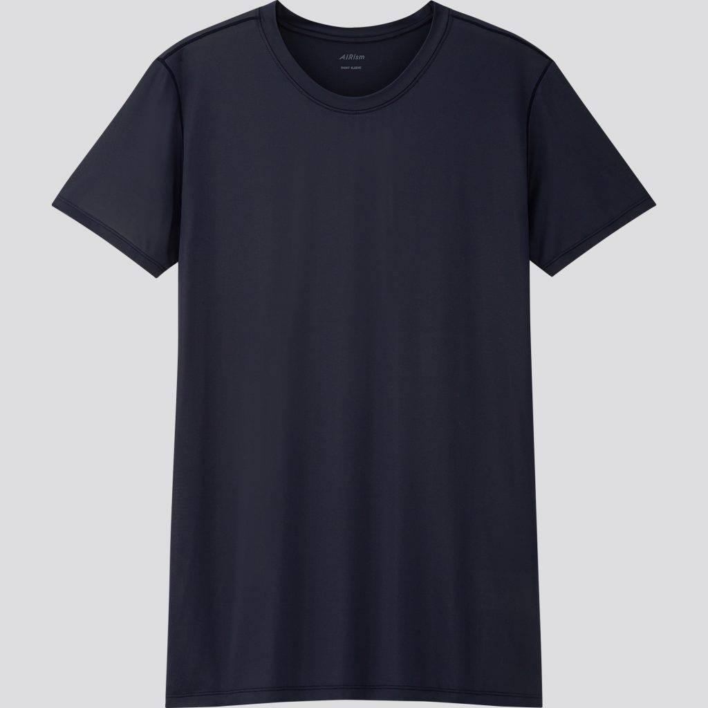 AIRism圓領T恤[短袖] (原價 ),備有多色選擇