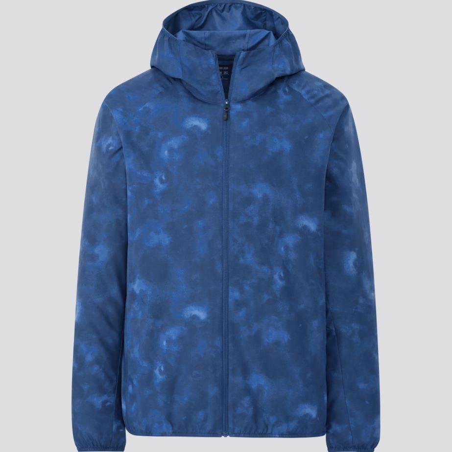 男裝抗UV可攜式連帽外套 9 (原價 9),備有多色選擇