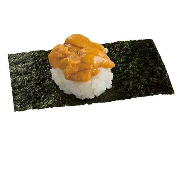 海膽海苔包鮮美Creamy。