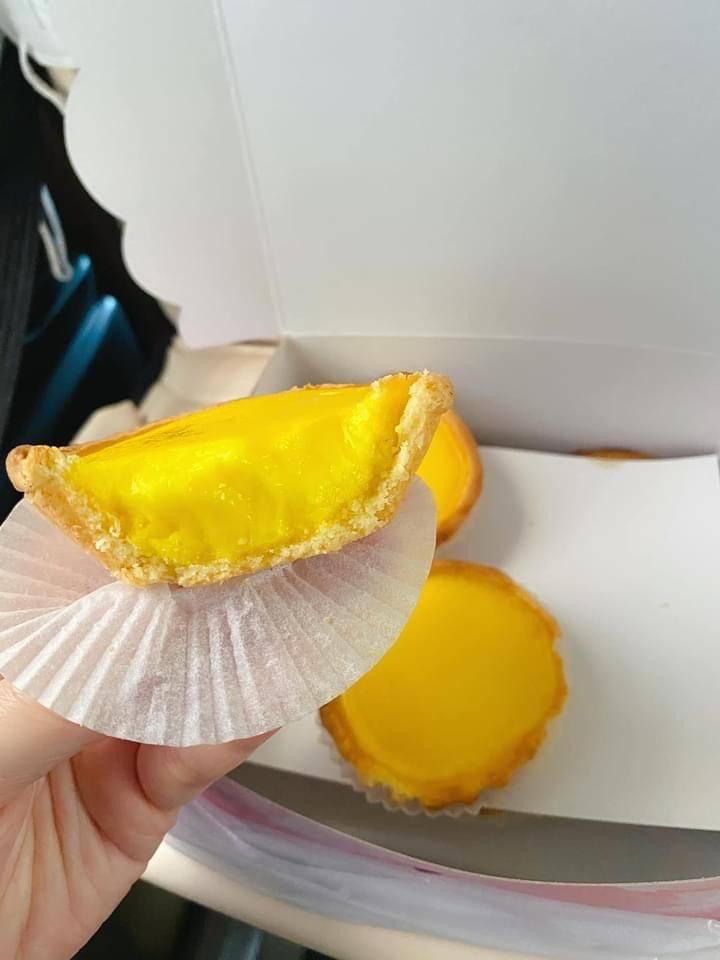 蛋香十足且夠滑嫩。(圖片來源:Tang Bobo@Facebook「香港蛋撻關注組」)