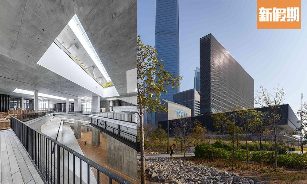 西九文化區 M+博物館大樓11月底開幕 佔地70萬呎!48,000件展品+33個展廳 現場率先睇 香港好去處