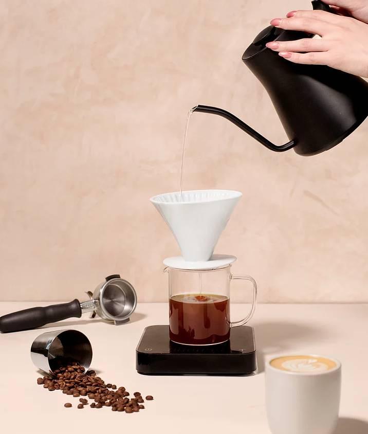 也主打烘焙咖啡。