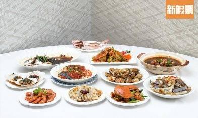 輝哥私房菜激推$188起海鮮放題 任食50款菜式:蒜蓉蒸扇貝+芝士焗生蠔+薑葱炒蟹 送龍蝦/鮑魚|自助餐我要