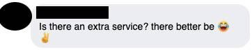有網友亦質疑,除了家居清潔服務外,還會有其他服務提供嗎?