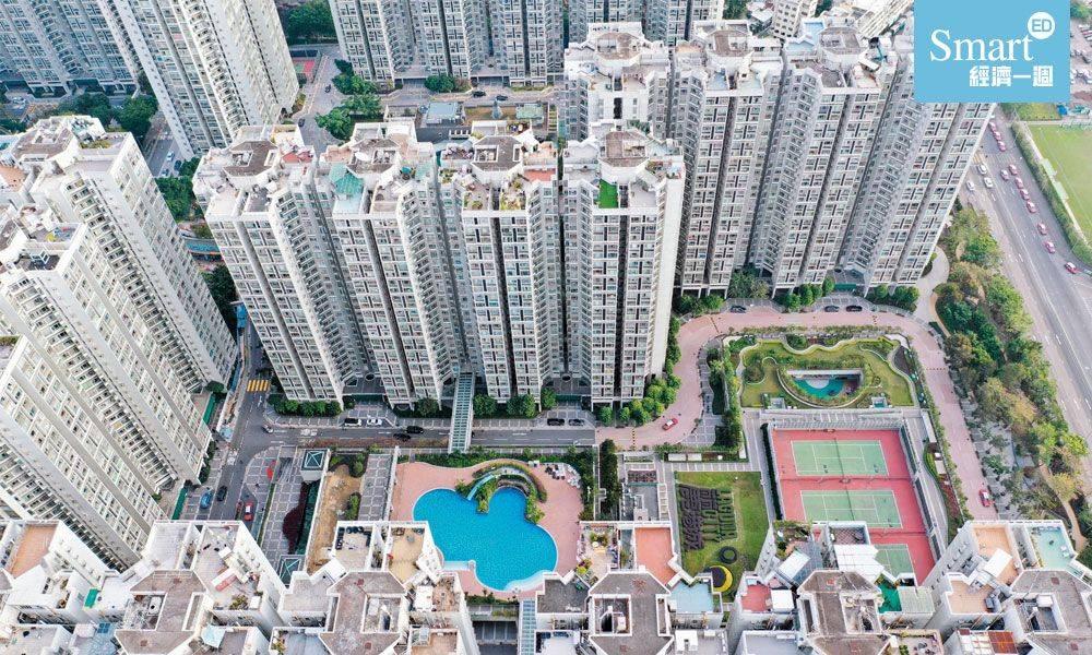 藍田麗港城屬於九龍東其中一個藍籌屋苑!(圖片來源:經濟一週)