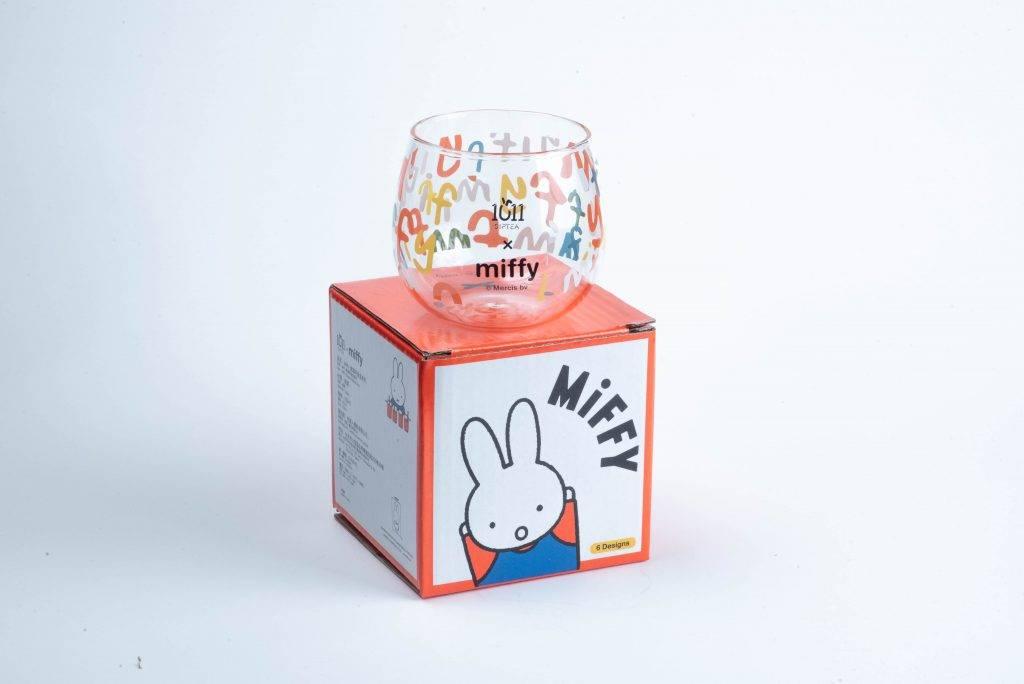 Miffy 盲盒玻璃杯 (5月上旬推出)