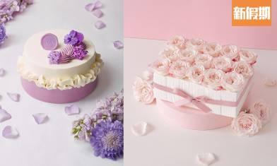 母親節蛋糕推薦2021:限量版士多啤梨拿破崙+半島酒店果醬瓶造型蛋糕+3D花形Cheesecake|新品速遞