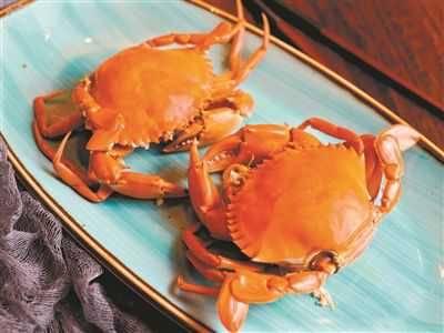 奄仔蟹以夏天蟹膏最為飽滿。