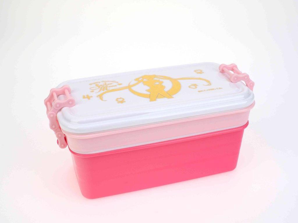 美少女戰士食物盒