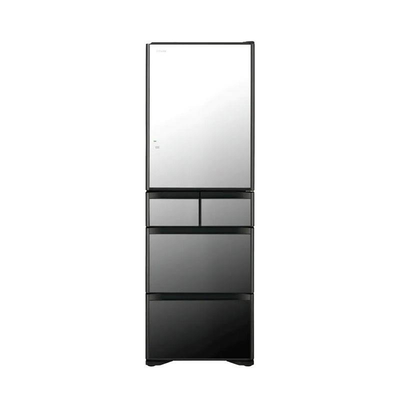 Hitachi  多門雪櫃晶鑽鏡面 401 公升 (R- G420KH/X)  蘇寧價 ,999 (優惠券限定) 建議零售價 ,413