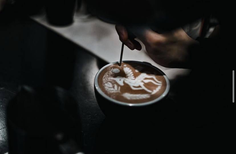 亦有供應小量濃縮咖啡 (圖片來源:IG@studiocaffeine)