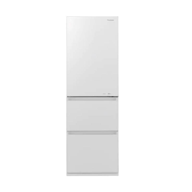 Panasonic Econavi 智慧節能三門雪櫃 (雪亮白) (NR-C370GH/W3) 蘇寧價 ,188