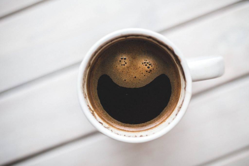 避免睡覺前飲咖啡