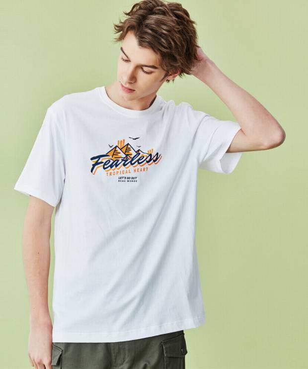 男裝T-Shirt /2件(原價/1)