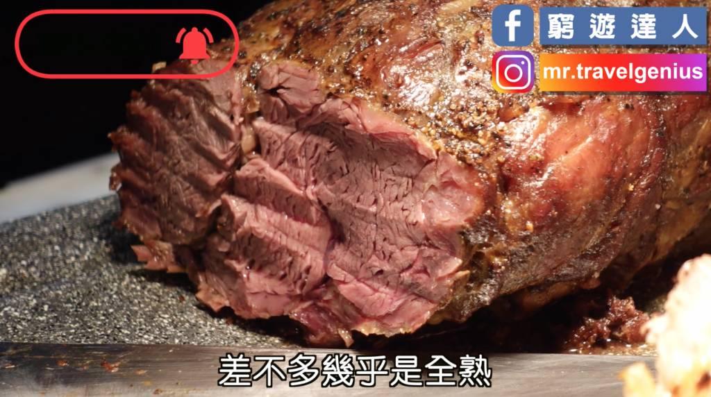 燒牛肉味道正常