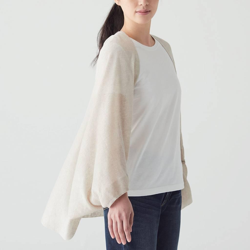 麻質披肩/圍巾 –6(原價 – 0 )