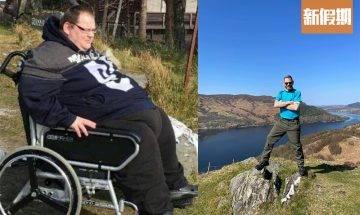 為愛減肥!810磅巨重男子3年變型男 怕行房壓死妻子 靠3招狂瘦600磅! |網絡熱話