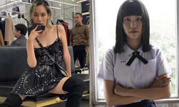 《莫測高深一女生》女主角「娜諾」被封「泰國水原希子」爆紅被起底原來係名模