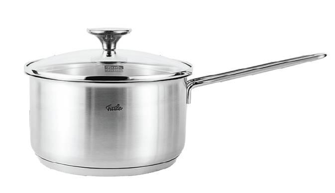 5/30發售: Fissler Copenhagen 16cm 不鏽鋼單柄鍋 – 特價:8 (15折) (原價:<img width=