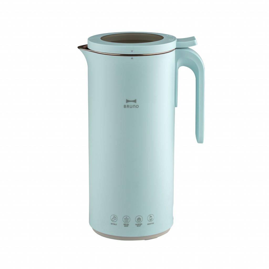 BRUNO 多功能熱湯豆漿機粉藍色
