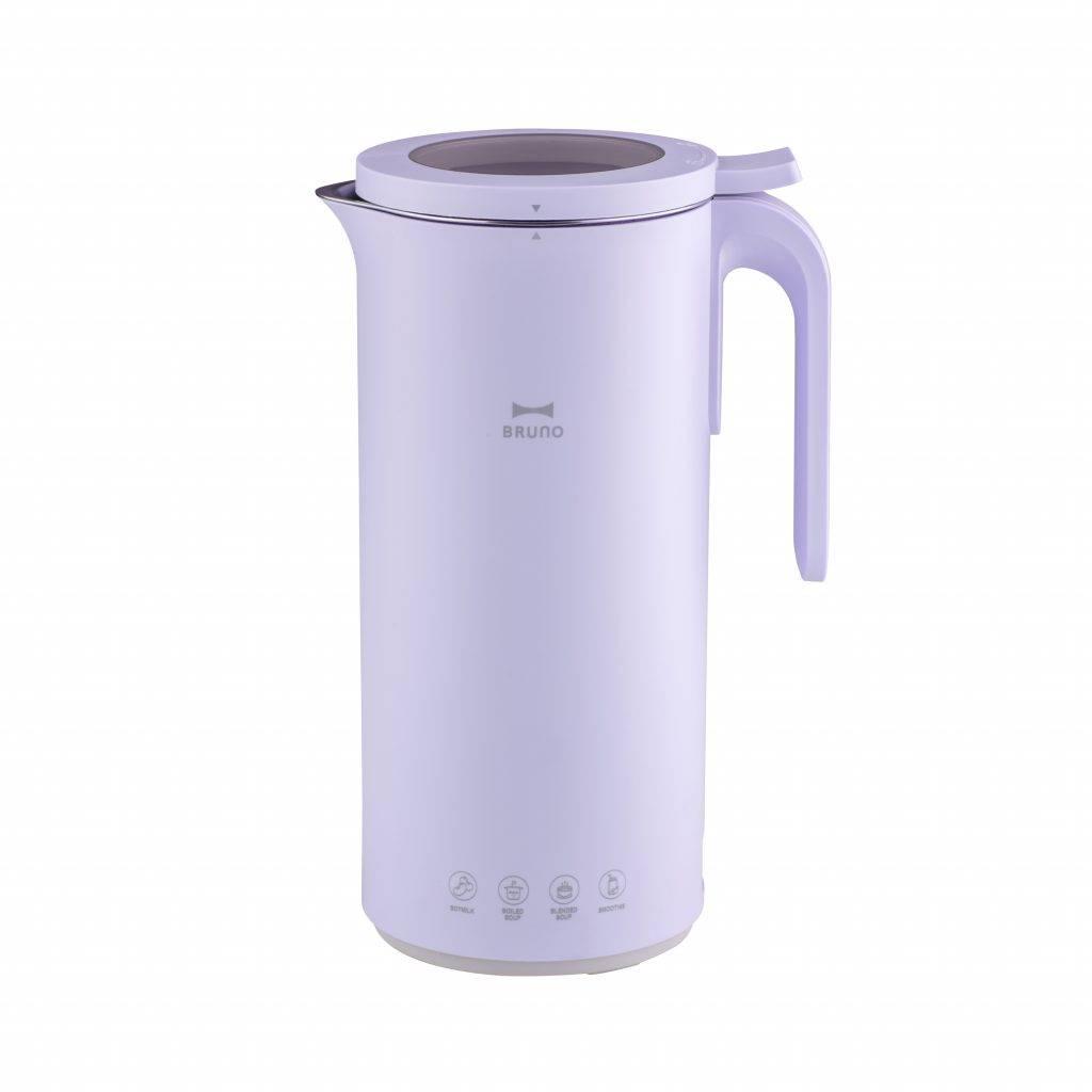 BRUNO 多功能熱湯豆漿機粉紫色(6月1日推出)