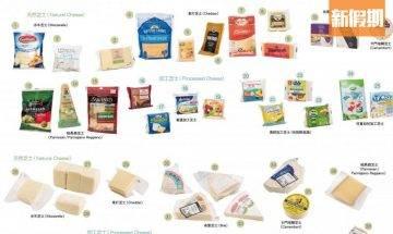 消委會芝士報告!7成芝士樣本屬高脂、約6成屬高鈉!4大選購及食用貼士!|食是食非