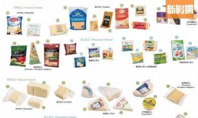 消委會芝士報告|7成芝士樣本屬高脂約6成屬高鈉 食一片已達攝取上限!附4大選購及食用貼士|食是食非