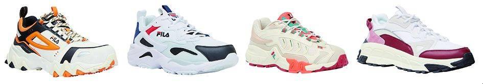 FILA 男/女裝時尚運動鞋 9/對、8/2對 (原價 0 – <img width=