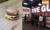 Five Guys將進駐銅鑼灣!奧巴馬至愛 勁濃肉香熱溶爆芝漢堡+即炸粗薯條|區區搵食