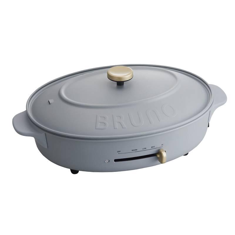 Bruno 多功能橢圓鍋 –          所需消費︰滿HK,000  –          名額︰4個