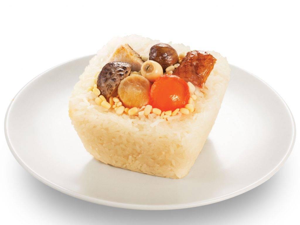 「精緻裹蒸粽」(零售價2,特價,滙豐7折價.4)