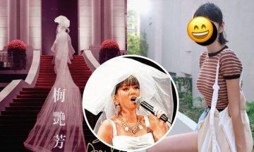 梅艷芳傳記電影預告片首曝光 女主角竟然是名模
