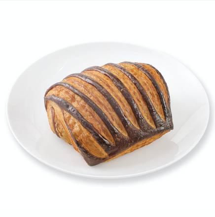朱古力牛角包鬆脆的牛角包配上濃濃朱古力醬特別開胃!(圖片來源:Lady M)