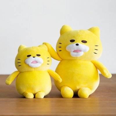 野貓軍團 填充娃娃 S&M size – 折實價(7折): 5.6/7.6 (原價:8/8)