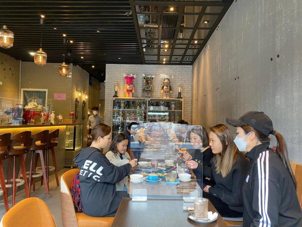 餐廳位置並不多,所以想食就要預早book 位。(圖片來源:Al Forno Cafe and Bar)
