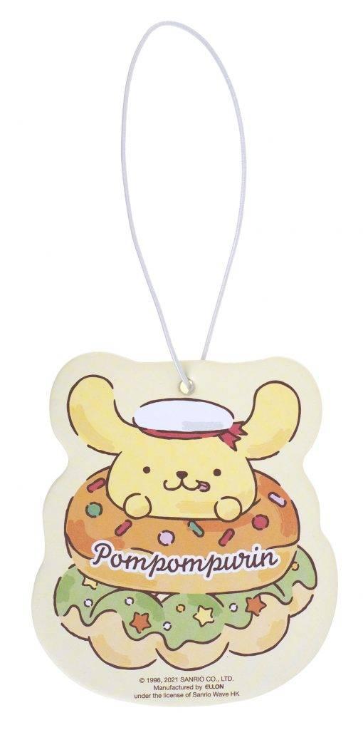 Sanrio 香味掛片 (圖片來源:7-Eleven)