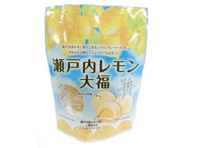 外松瀨戶内檸檬大福原價:.9、特價:.9(圖片來源:一田沙田店)