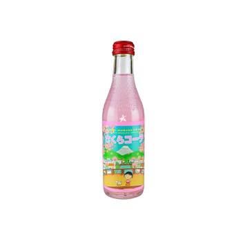 木村飲料小丸子櫻花可樂原價:.9、特價:.9(圖片來源:一田沙田店)