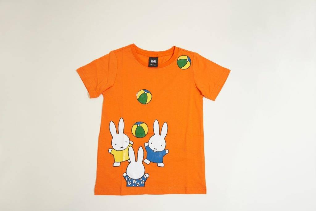惠顧任何一款飲品可以8加購Miffy童裝T-Shirt或單價:8/件(圖片來源:1011 TEABAR)