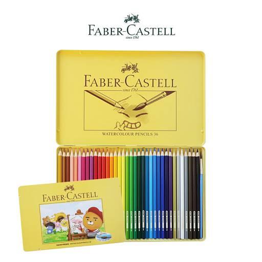 Kakao Friends Ryan Edition Pencils, Tin of 6, B & Watercolour Pencils, Tin of 36 – 折實價: 5 (原價:5)