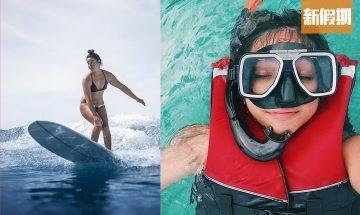 水上活動7大推介!獨木舟/水上直立板瑜珈/風箏衝浪!|香港好去處