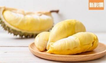 榴槤高纖但爆熱量!金枕頭脂肪最高 一碗卡路里已超過1.5碗飯@米施洛營養師專欄|食是食非