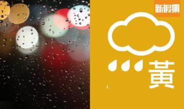 天文台暴雨警告風球英文小教室!原來黃色暴雨英文唔係yellow rain!? |網絡熱話